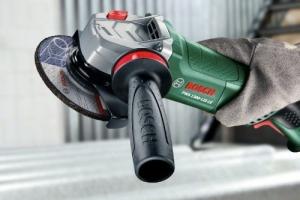 Bosch PWS 1300-125 CE Winkelschleifer + Koffer