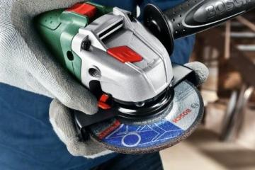 Bosch PWS 750-115 Winkelschleifer Test