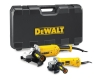 DeWalt D28498TWIN Winkelschleifer-Set