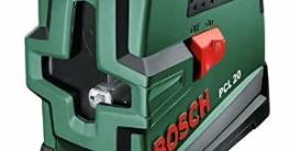 Kreuzlinienlaser Bosch